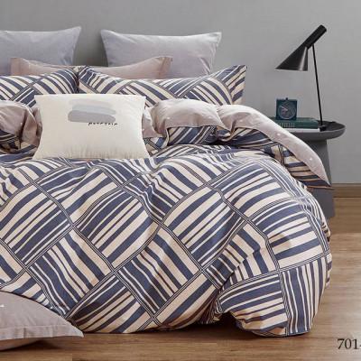 Постельное белье Cleo Satin de'Luxe 701-SK (размер 1,5-спальный)