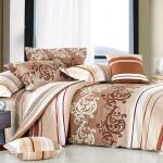 Комплект постельного белья Cleo Satin Lux 302-SL (размер 1,5-спальный)