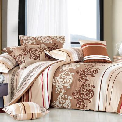Постельное белье Cleo Satin Lux 302-SL (размер 2-спальный)