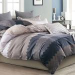 Комплект постельного белья Cleo Satin Lux 335-SL (размер 1,5-спальный)