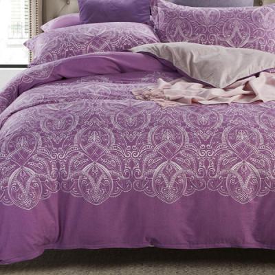 Постельное белье Cleo Satin Lux 350-SL (размер 2-спальный)