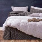 Комплект постельного белья Cleo Satin Lux 378-SL (размер 1,5-спальный)