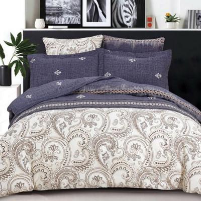 Постельное белье Cleo Satin Lux 389-SL (размер 2-спальный)
