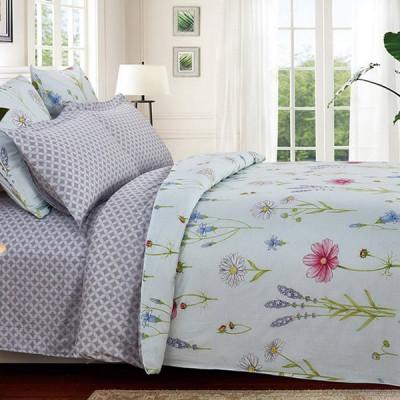 Постельное белье Cleo Satin Lux 392-SL (размер 1,5-спальный)