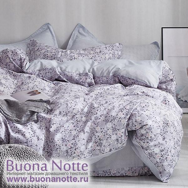 Комплект постельного белья Cleo Satin Lux 397-SL (размер 1,5-спальный)