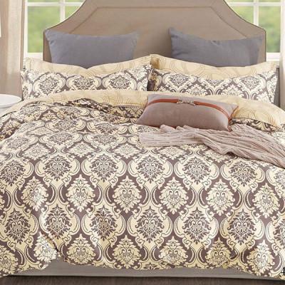 Постельное белье Cleo Satin Lux 401-SL (размер 1,5-спальный)