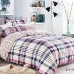 Комплект постельного белья Cleo Satin Lux 418-SL (размер 2-спальный)