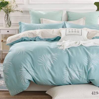 Постельное белье Cleo Satin Lux 419-SL (размер 1,5-спальный)
