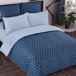 Комплект постельного белья Cleo Satin Lux 454-SL (размер Евро)