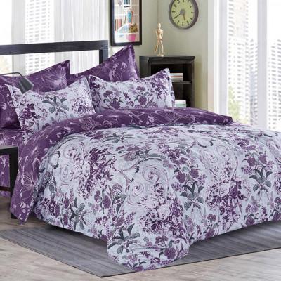 Постельное белье Cleo Satin Lux 464-SL (размер 1,5-спальный)