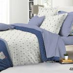 Комплект постельного белья Cleo Satin Lux 466-SL (размер 2-спальный)