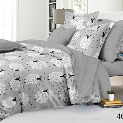 Постельное белье Cleo Satin Lux 469-SL (размер 1,5-спальный)