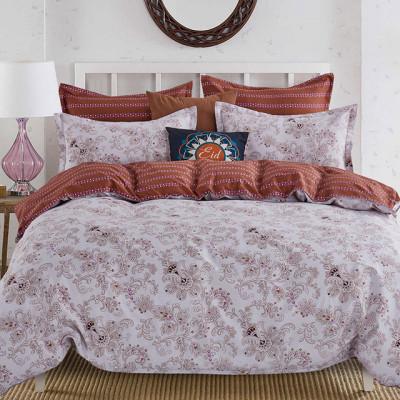 Постельное белье Cleo Satin Lux 484-SL (размер 1,5-спальный)