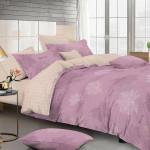 Комплект постельного белья Cleo Satin Lux 500-SL (размер Семейный)
