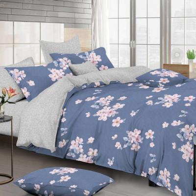 Постельное белье Cleo Satin Lux 501-SL (размер 1,5-спальный)
