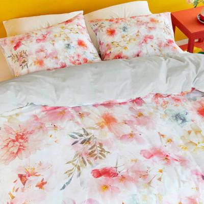 Постельное белье Cleo Satin Lux 506-SL (размер 1,5-спальный)