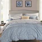 Комплект постельного белья Cleo Satin Reactive 048-SR (размер Семейный)