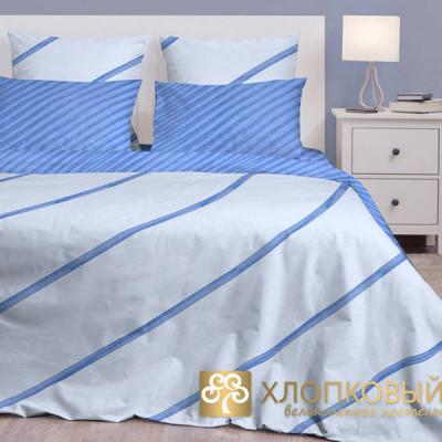 Постельное белье Хлопковый край бязь Гринвич (размер 2-спальный)