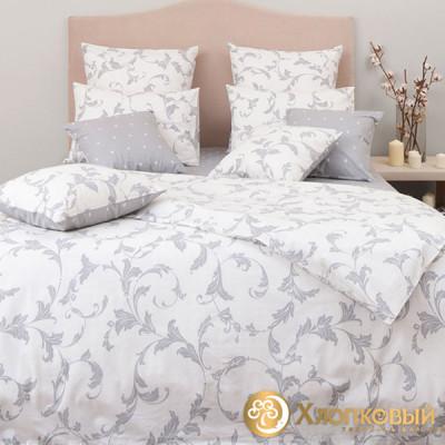 Постельное белье Хлопковый край бязь Модена муссон (размер 2-спальный)