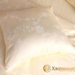 Постельное белье Хлопковый край сатин Амелия (размер Семейный)