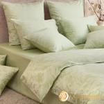 Постельное белье Хлопковый край сатин Грейс (размер 2-спальный)