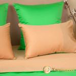 Постельное белье Хлопковый край сатин Манхеттен (размер 2-спальный)