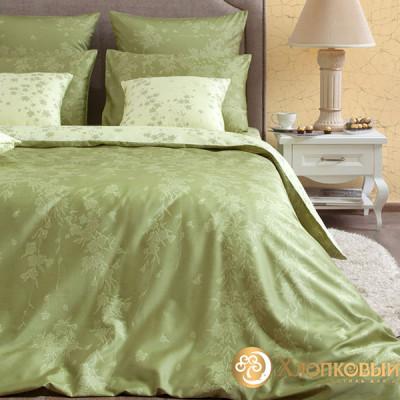 Постельное белье Хлопковый край сатин Мирабель (размер 2-спальный)