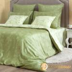 Постельное белье Хлопковый край сатин Мирабель (размер 1,5-спальный)