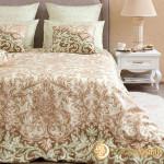 Постельное белье Хлопковый край сатин Романо (размер 2-спальный)