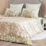 Постельное белье Хлопковый край сатин Романо (размер 1,5-спальный)