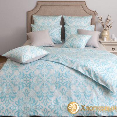 Постельное белье Хлопковый край сатин Тиффани (размер 2-спальный)