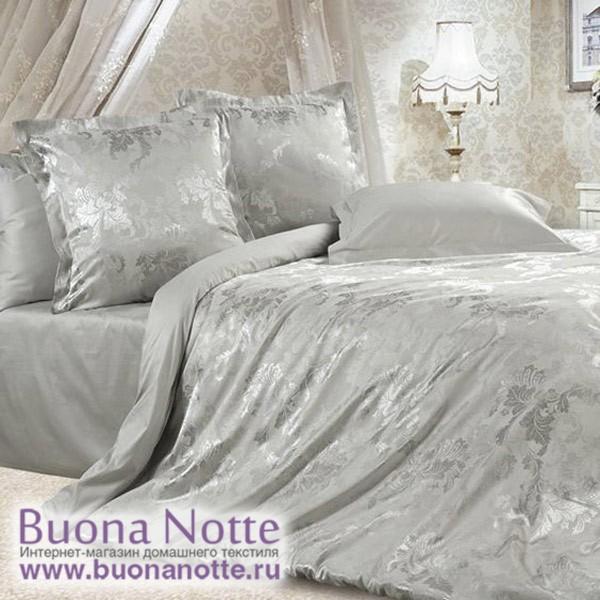 Постельное белье Ecotex Estetica Бэтти в чемодане (размер 1,5-спальный)