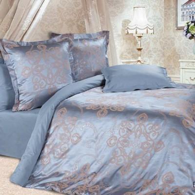 Постельное белье Ecotex Estetica Борнео в чемодане (размер 2-спальный)