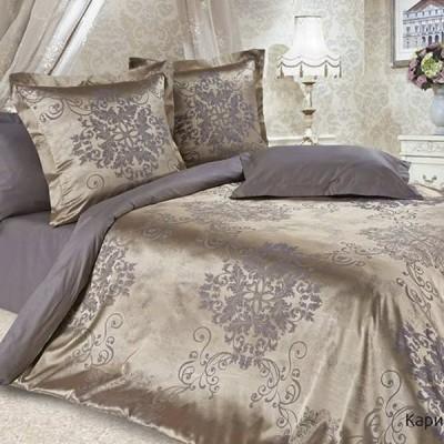 Постельное белье Ecotex Estetica Карингтон (размер 2-спальный)