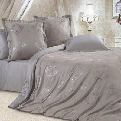 Постельное белье Ecotex Estetica Марго в чемодане (размер 2-спальный)