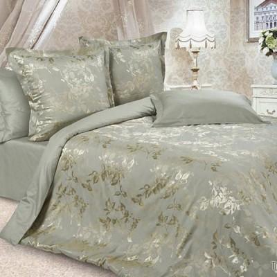 Постельное белье Ecotex Estetica Тюильри в чемодане (размер 2-спальный)