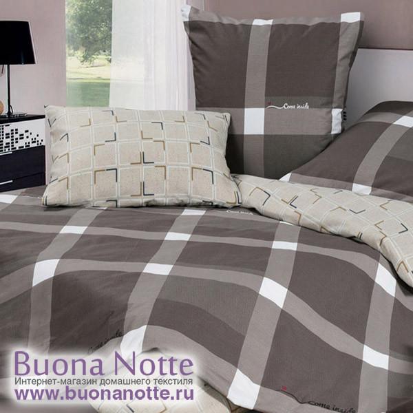 Постельное белье Ecotex Harmonica Бирмингем (размер 1,5-спальный)