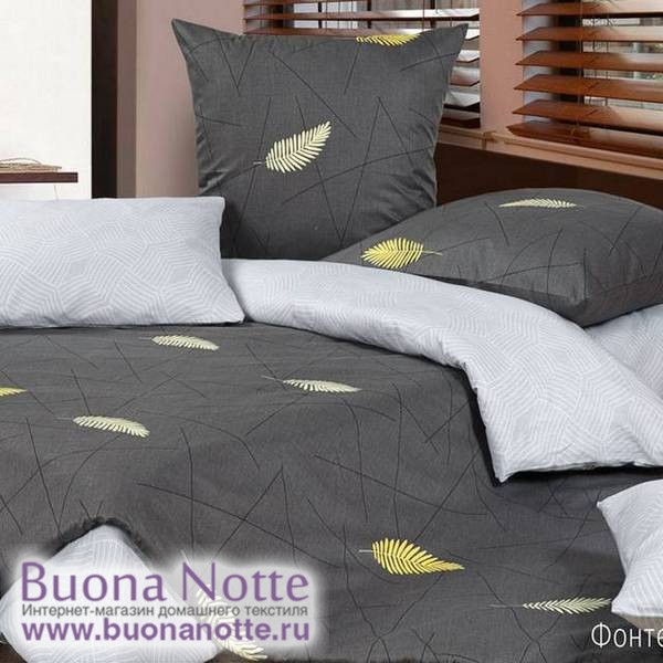 Постельное белье Ecotex Harmonica Фонтейн (размер 1,5-спальный)