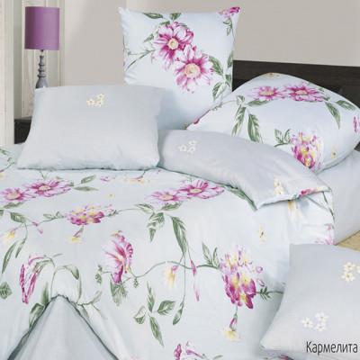 Постельное белье Ecotex Harmonica Кармелита (размер 1,5-спальный)