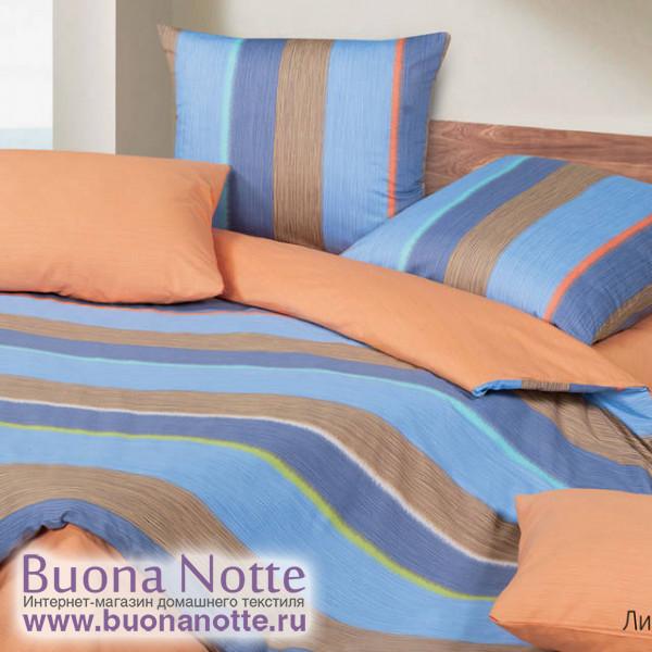 Постельное белье Ecotex Harmonica Лион (размер 1,5-спальный)