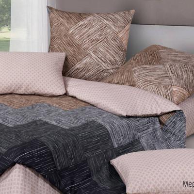 Постельное белье Ecotex Harmonica Мербау (размер 1,5-спальный)