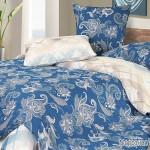 Постельное белье Ecotex Harmonica Морозная свежесть (размер 1,5-спальный)