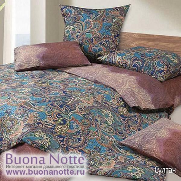 Постельное белье Ecotex Harmonica Султан (размер 2-спальный)