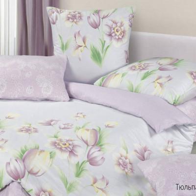 Постельное белье Ecotex Harmonica Тюльпаны (размер 1,5-спальный)