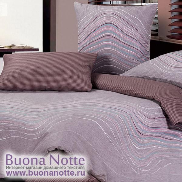 Постельное белье Ecotex Harmonica Вейв (размер 2-спальный)