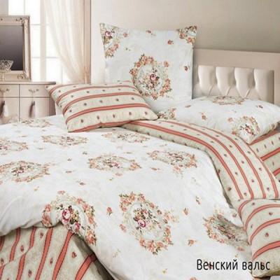 Постельное белье Ecotex Harmonica Венский вальс (размер 2-спальный)