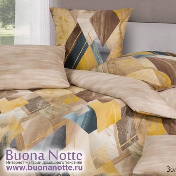Постельное белье Ecotex Harmonica Золотой век (размер 2-спальный)
