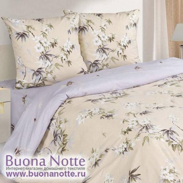 Постельное белье Ecotex Poetica Амазонка на резинке (размер 2-спальный)