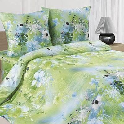 Постельное белье Ecotex Poetica Акварель (размер 1,5-спальный)
