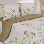 Постельное белье Ecotex Poetica Ботаника (размер 1,5-спальный)